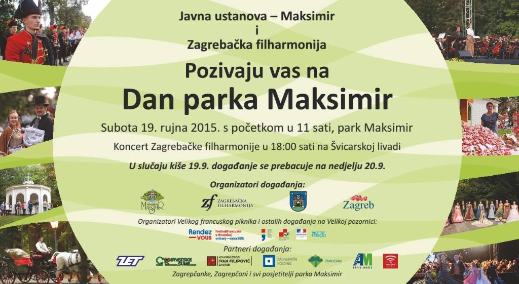 Dan parka Maksimira